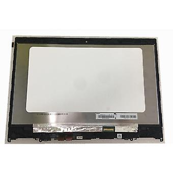"14"" Lcd Screen+touch Digitizer Assembly With Frame For Lenovo Yoga 520-14 80x8"