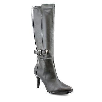 Naturalizer dame Leslie mandel tå knæ høje mode støvler