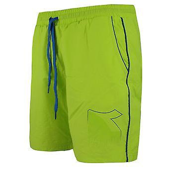 Diadora Beach Shorts Mens Swimming Trunks Green 174310 70316