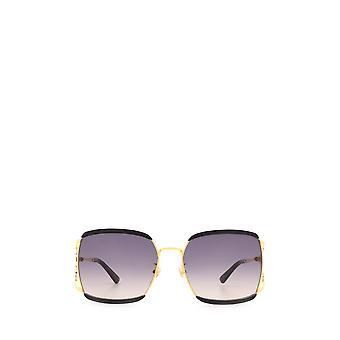 Gucci GG0593SK sorte kvindelige solbriller