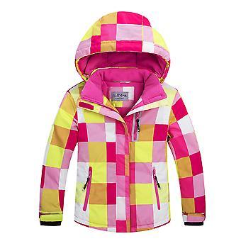 Windproof Warm Fleece Snow Jacket