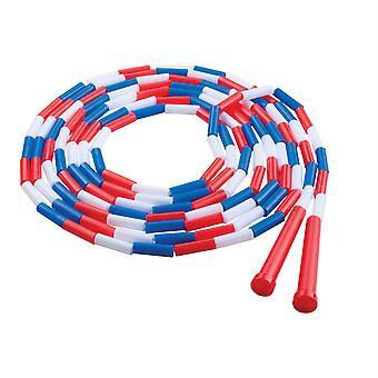 Corda da salto segmentata in plastica, 16'