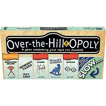 Late for the sky - over-the-hill opoly