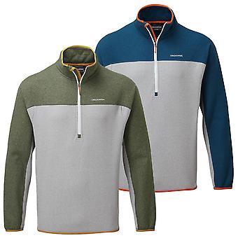 Craghoppers Mens 2021 Galway Half Zip Lightweight Insulated Fleece Sweater
