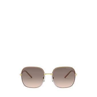 Prada PR 67XS bege / óculos de sol femininos brancos