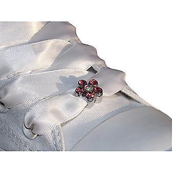 Crystal Flower skoen sjarm
