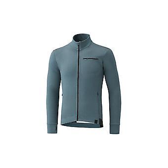 Shimano Clothing Jersey - Mens Transit Long Sleeve