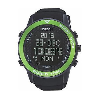 Men's Watch Pulsar PQ2033X1 (47 mm)