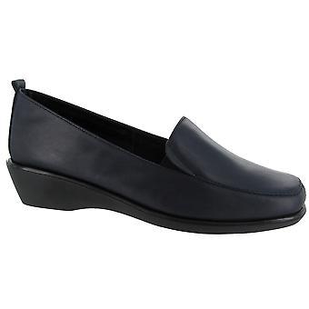 The Flexx INTERNET RODI(LEATHER) Ladies Casual / Ladies Shoes / Slip-On Ladies Shoes