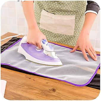 Heat Resistant Ironing Sewing Tools, Cloth Protective Insulation Pad, Hot Iron