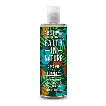 Faith In Nature: Coconut Shampoo 400ml
