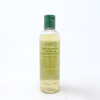 Kiehl's Herbal-Infused Micellar Cleansing Water  8.4oz/250ml New