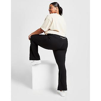 New Supply & Demand Women's Rib Plus Size Flares from JD Outlet Black