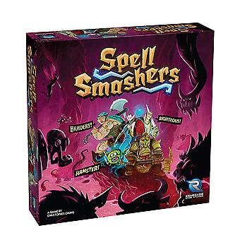 Spell Smashers Board Game