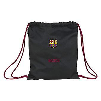 Reppu jousilla F.C. Barcelona Musta