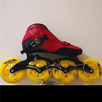Speed Racing Long Street Speed Skates Shoes