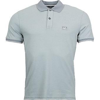 C.P. Company Lyhythihainen Pique Polo paita
