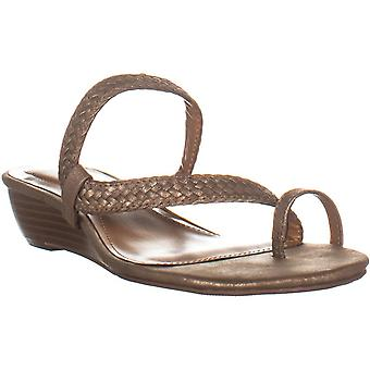 Style & Co. Womens Hartlee Open Toe Casual Slide Sandals