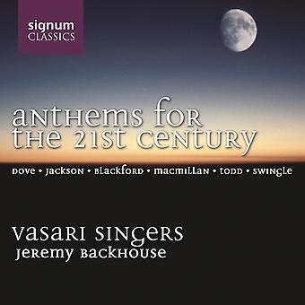 Vasari Singers - Anthems for the 21st Century [CD] USA import
