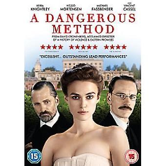 Niebezpieczna metoda DVD