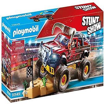 Monster Truck Horned Playmobil 70549 (57 stk)