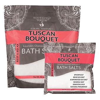 Soothing Touch Bath Salts, Tuscan Bouquet 32 Oz