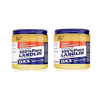 Dax Super Hair Lanolin Conditioner 7.5Oz