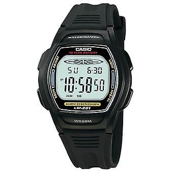 Casio LW201-1AV Digitaalinen hälytys kronografi Naisten kello
