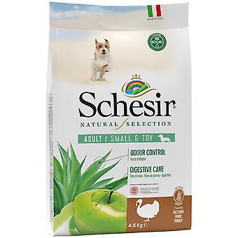 Schesir Natural Selection Small Dog Grain Free Turkey (Dogs , Dog Food , Dry Food)