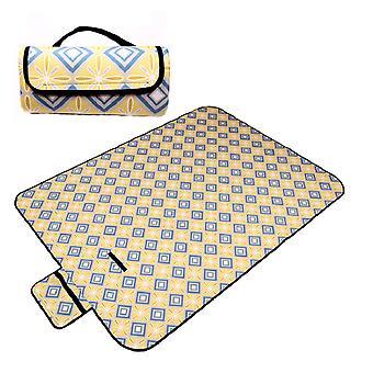 200x150cm Portable Folding Picnic Mat Outdoor Camping Mat Nation Style