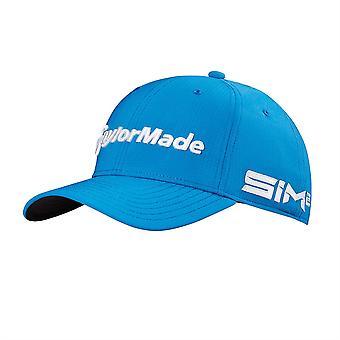 TaylorMade Mens Tour Radar Golf Hat Moisture Wicking Sweatband Cap Back Strap