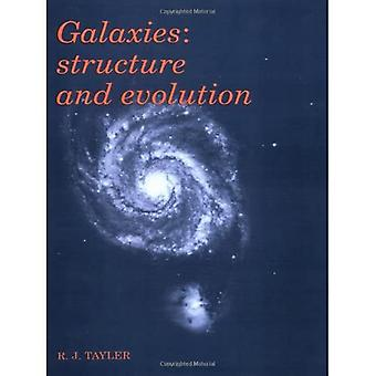 Galaxies: Structures and Evolution
