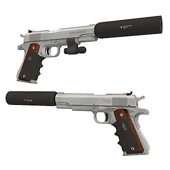 Pistooli Gun Papercraft Lelu
