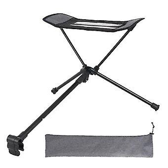 Chaises pliantes tabourets rétractables repose-pieds pliant portable chaise de camping pliante