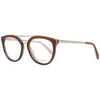 Brown women optical frames awo71687