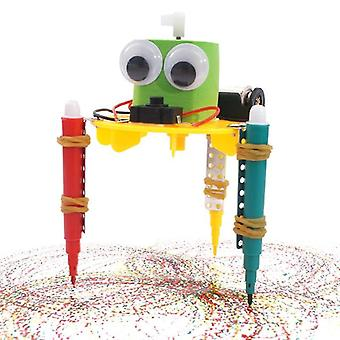 Diy Doodle Robot Technology Small Inventions - Educational
