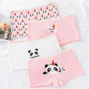 4 Pcs/lot Panties- Briefs Kids Underwear Clothes