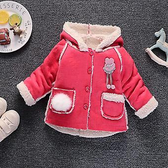 Children New Autumn Winter Outwear Baby Toddler Jacket