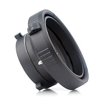Supon bowens na elinchrom vyměnitelný držák prstenec adaptér pro studio flash strobe