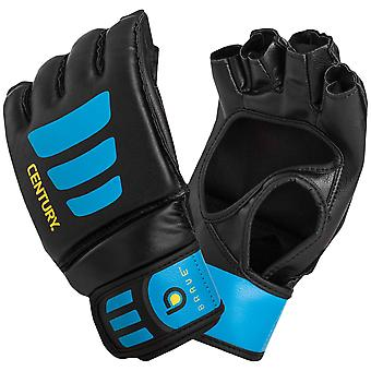Century Brave Open Palm MMA Training Bag Gloves - Black/Blue