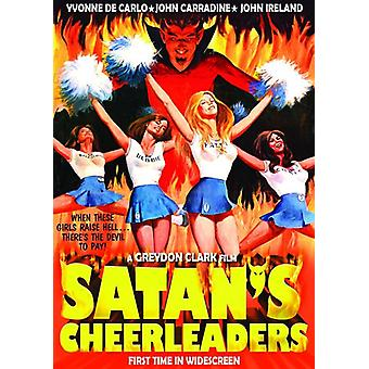 Satan's Cheerleaders [DVD] USA import