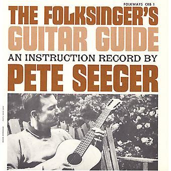 Pete Seeger - Pete Seeger: Vol. 1-Folksångares gitarr Guide: An instruktion R [CD] USA import