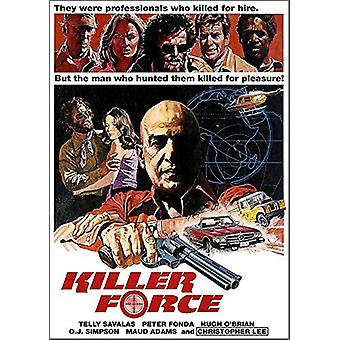 Killer Force (1975) Aka the Diamond Mercenaries [DVD] USA import