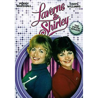 Laverne & Shirley - Laverne & Shirley: Season 5 [DVD] USA importieren