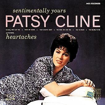 Patsy Cline - Sentimentally Yours [CD] USA import