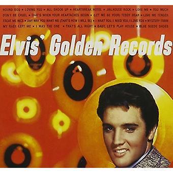 Elvis Presley - importación USA Elvis Golden Records [CD]