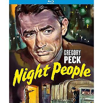Night People (1954) [Blu-ray] USA import