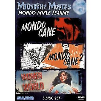 Midnight Movies - Midnight Movies: Vol. 11-Mondo Triple Feature [DVD] USA import