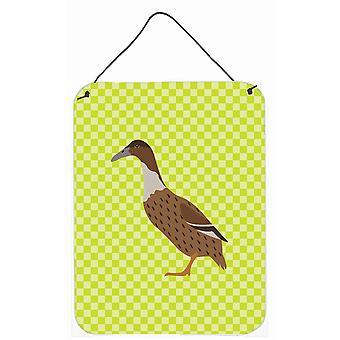 Duck Bill néerlandaise crochet vert mur ou porte accrocher impressions