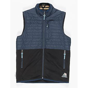Element Pynes Gilet in Eclipse Navy